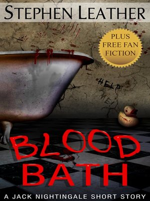 cover image of Blood Bath (Seven Free Jack Nightingale Short Stories)